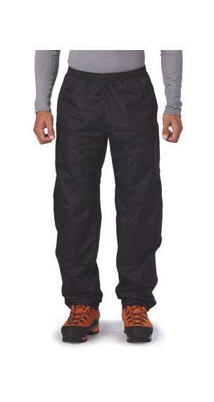 Patagonia Torrentshell - Pantalon Homme - noir